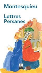 lettres persanes,montesquieu