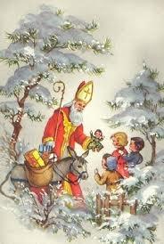 fête saint-nicolas,légende saint nicolas