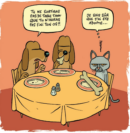 chien,chat