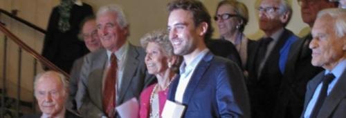 grand prix du roman de l'académie française,joël dicker